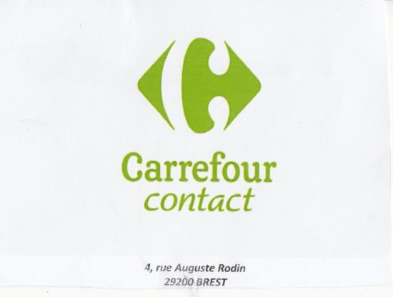 Carrefour contact 001